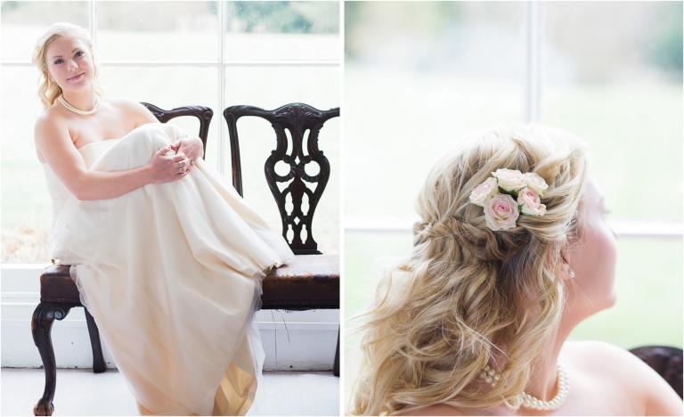 Vintage Wedding Dresses Hampshire: Boho Bride Styled Session At Rookesbury Park